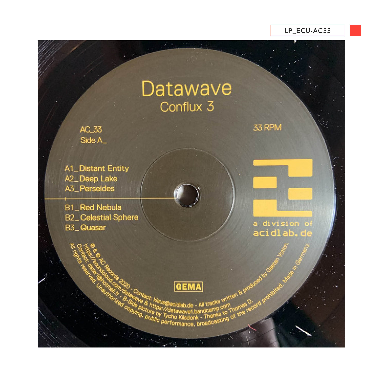 LP - ECU-AC33 - Datawave - Conflux 3 EP