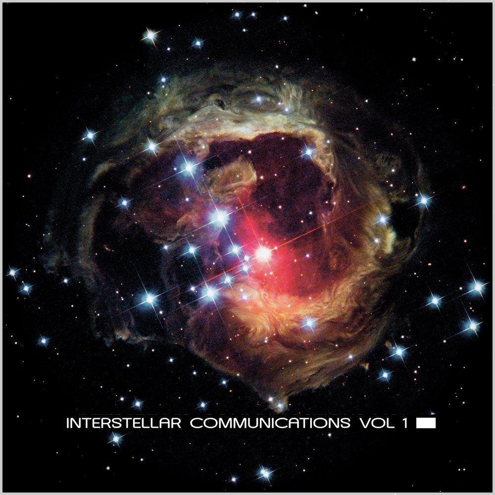2xLP - ECU-PTV-010 - Various - Interstellar Communications Vol 1 - 2012